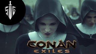 Mağradaki Rahibe  I  Conan Exiles  #5