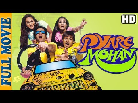 Xxx Mp4 Pyare Mohan HD Full Movie Vivek Oberoi Fardeen Khan Superhit Comedy Movie 3gp Sex