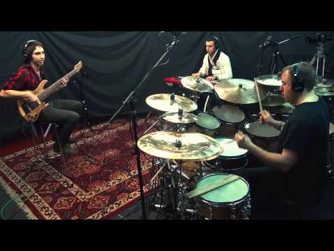 Alexandr Murenko Band - Groove 6/8, Samsun Cymbals