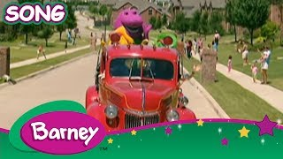 Barney - Getting the Car Ready for a Road Trip