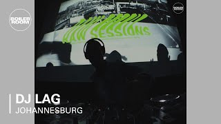 DJ LAG Boiler Room x G-Star RAW Sessions Johannesburg DJ Set