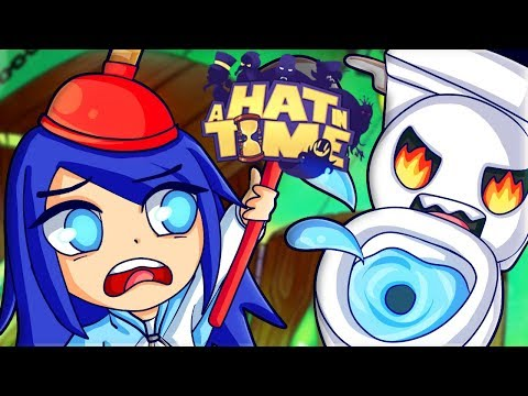 THE TOILET OF DOOM IT S OVER A Hat in Time 6