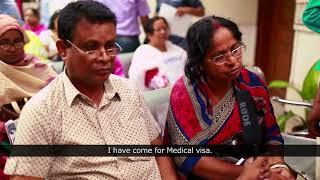 A Short Film on Indian Visa in Bangladesh (Longer Version)