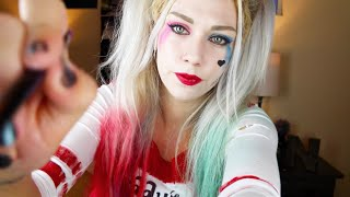 Harley Quinn Does Your Makeup Roleplay