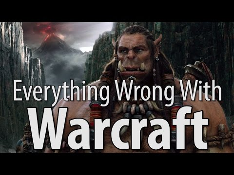 Xxx Mp4 Everything Wrong With Warcraft In 16 Minutes Or Less 3gp Sex