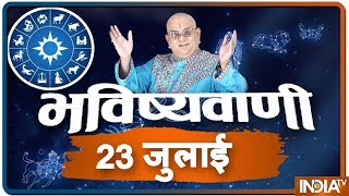 Today's Horoscope, Daily Astrology, Zodiac Sign for Tuesday, July 23, 2019