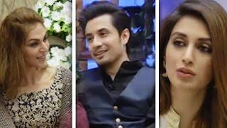 Starry Night with Sana Bucha | Ali Zafar, Iman Ali & Mehwish Hayat | Eid Day 2 Complete Show | APlus