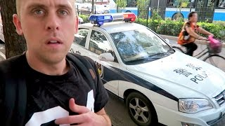 GETTING ROBBED IN CHINA!!