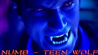 Numb - Teen Wolf (video clip by DevilDante) HD