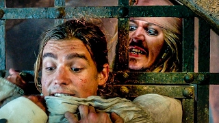 """PIRATES OF THE CARIBBEAN 5 """"Jack Sparrow"""" Movie Clip + Trailer (2017)"""