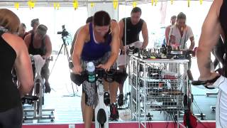 Best FULL hour FREE Online Spin® Class / Cycling Video Part 2 w/ Cat Kom from Studio SWEAT onDemand