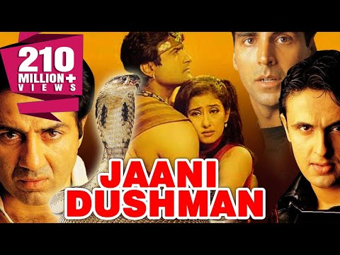 Jaani Dushman Ek Anokhi Kahani 2002 Full Hindi Movie Akshay Kumar Sunny Deol Manisha Koirala