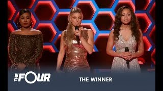 AND THE WINNER IS…. 'The Four' Season 1 Winner | Finale | The Four