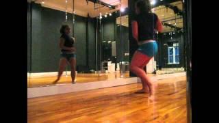 Contortion/Polesque B&P audition video