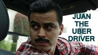 Juan The Uber Driver | David Lopez