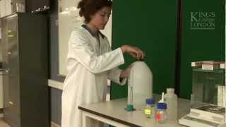 Making Stock Solution for use in Pharmacology practicals