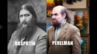 Dahi Rus Matematikçi Grigori Perelman