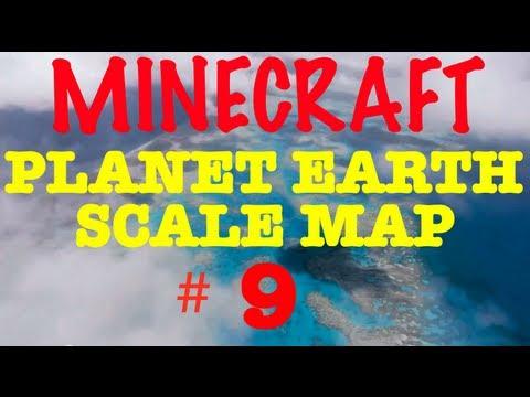 Planet Earth Minecraft Survival - Road to Britain #9 - Alisa Spitzberg