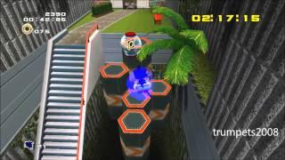 Sonic Adventure 2 City Escape Missions 1-5