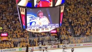 Nashville Predators v Anaheim Ducks Game 6 Austin Watson Empty Net Goal
