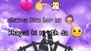 💖 Haar Jaani Aa 💖 | Whatsapp Status Video Songs 2017