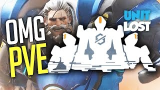 Overwatch Uprising Gameplay - PvE EVENT! [NEW SEASONAL EVENT]