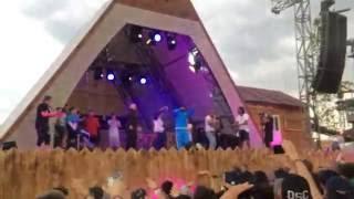 Nimo - NIE WIEDER feat. Abdi, Splash 19, Splash 2016