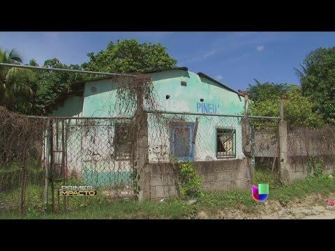 Las maras transformaron poblados de Honduras en pueblos fantasma