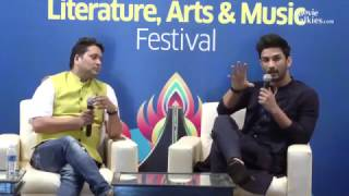 Sushant Singh Rajput Attend Lit O Fest Topic -That One Thing
