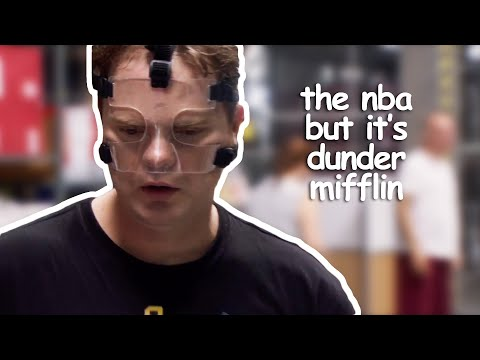 Xxx Mp4 The Office Vs Warehouse BASKETBALL The Office US Comedy Bites 3gp Sex