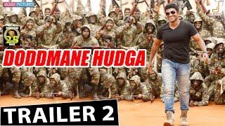 Doddmane Hudga - Official Trailer 2 | Puneeth Rajkumar, Suri, V Harikrishna | New Kannada Movie 2016