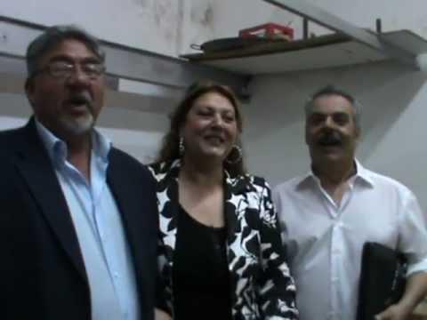 hermana LOLE com su compañero y hermano bernabel DIOS LOS BENDIGAAA