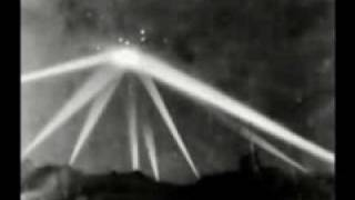 The Battle of L A  - UFO attacked by the USA over Los Angeles?