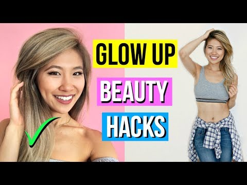 11 GLOW UP Beauty Hacks EVERY Girl Must Know for School