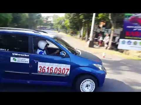 Daihatsu Xenia Turbo Heat 1 @ Open Practice Sunday Fun Race, 22 Mei 2016 Renon Denpasar Bali