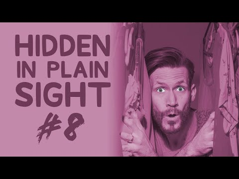 Can You Find Him in This Video • Hidden in Plain Sight 8