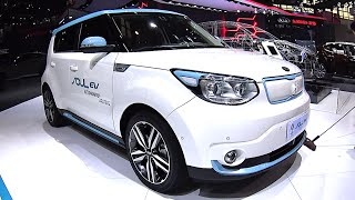 2016, 2017 Kia Soul EV - Fully Electric Korean made auto , New Electric and Hybrid vehicle