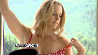 Lindsay Vonn est un coeur à prendre !