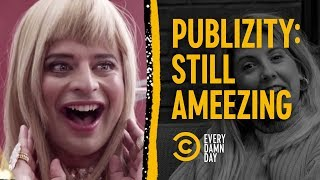 The Cringing Relatability of Kroll Show's PubLIZity