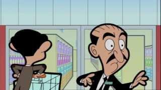 Mr Bean - Car Park Trouble