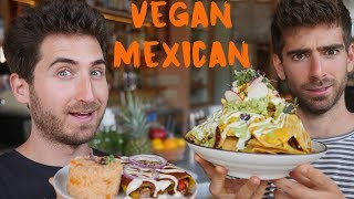 This Restaurant Serves Vegan Mexican Food and Customers Don