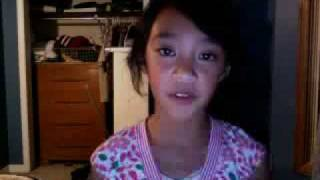 Ninjazazzerdomingo - Girl Singing iCarly Theme Song