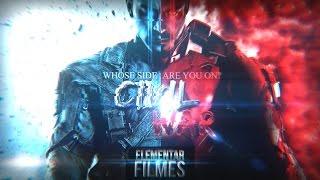 Rap Capitao America : Guerra Civil |  ( 7minutoz ) MMV | Continuo?