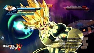 ASCENDED SAIYAN Costume for Character   Dragon Ball Xenoverse