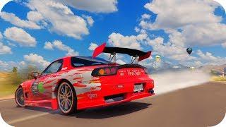 EL RX-7!! LOS COCHES DE FAST AND FURIOUS!!