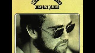 Elton John - Slave (1972) With Lyrics!
