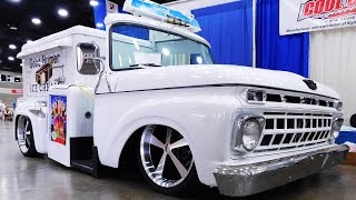 Good Humor Ice Cream Truck Hot Rod 2016 NSRA Street Rod Nationals