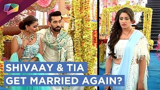 Shivaay Gets Married To Tia AGAIN?   ISHQBAAZ   STAR PLUS
