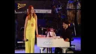 Kaiti Garbi Esena mono - Live - Καίτη Γαρμπή Εσένα μόνο  ( Tv show