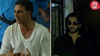 Akshay In Talks For A Film With Kabir Khan   Ranveer Makes Time For Fans Even Amidst Heavy Crowd